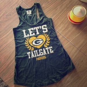 Packers Tank Top